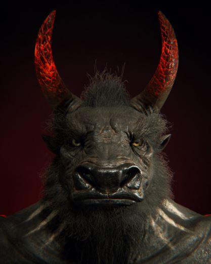 bull devil demon of - photo #5